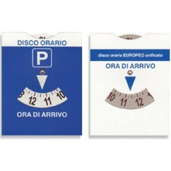 Disco Orario TIME
