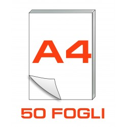 A4 Block notes - 50 fogli