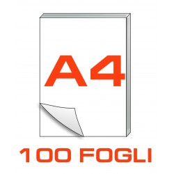 A4 Block notes - 100 fogli