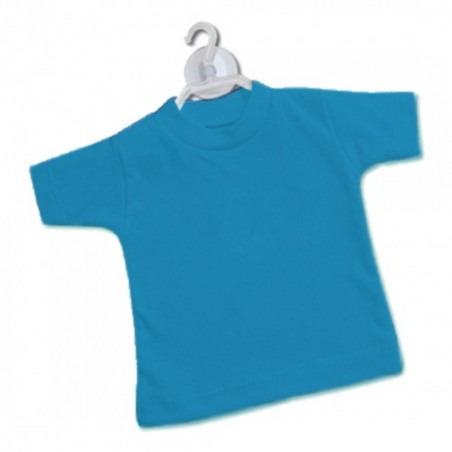 Mini t-shirt Turchese (conf. 10pz)