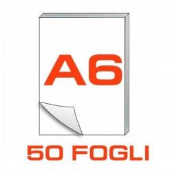A6 Block notes - 50 fogli