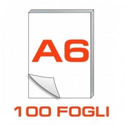 A6 Block notes - 100 fogli