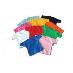 kit mini t-shirt assortite