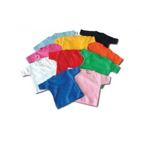 kit mini t-shirt assortite