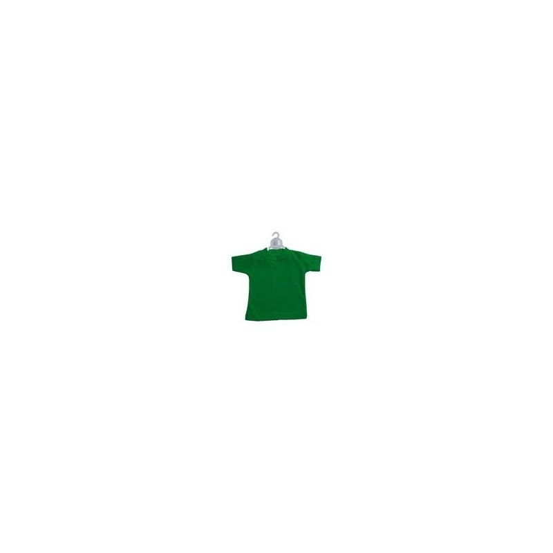 Mini t-shirt Verde (conf.10pz)