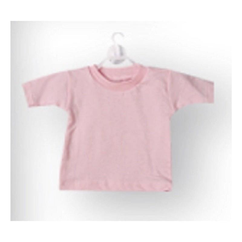 Mini t-shirt Rosa (conf. 10pz)
