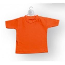 Mini t-shirt Arancio  (conf. 10pz)