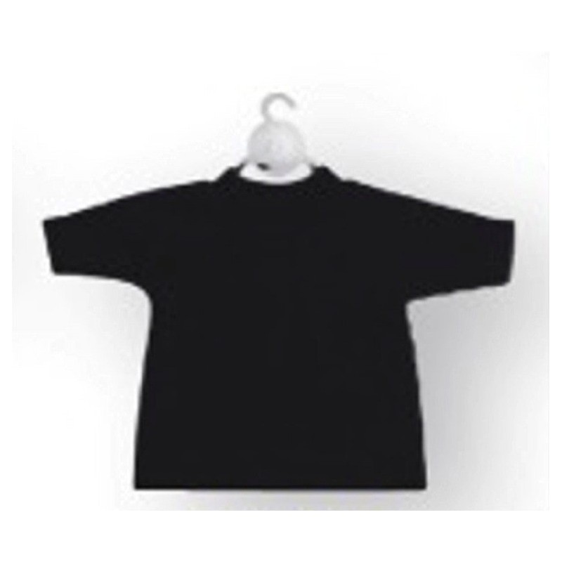 Mini t-shirt Nero (conf.10pz)
