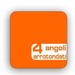 Biglietti da visita Quadrato 4 Angoli