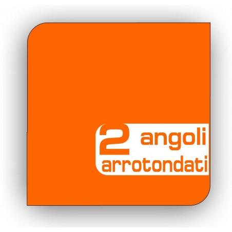 Biglietti da visita quadrato 2 Angoli