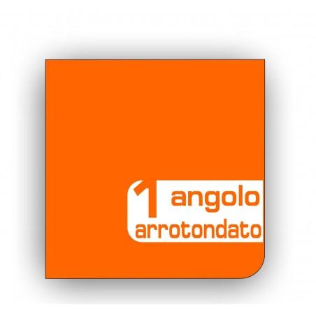 Biglietti da visita Quadrato 1 Angolo