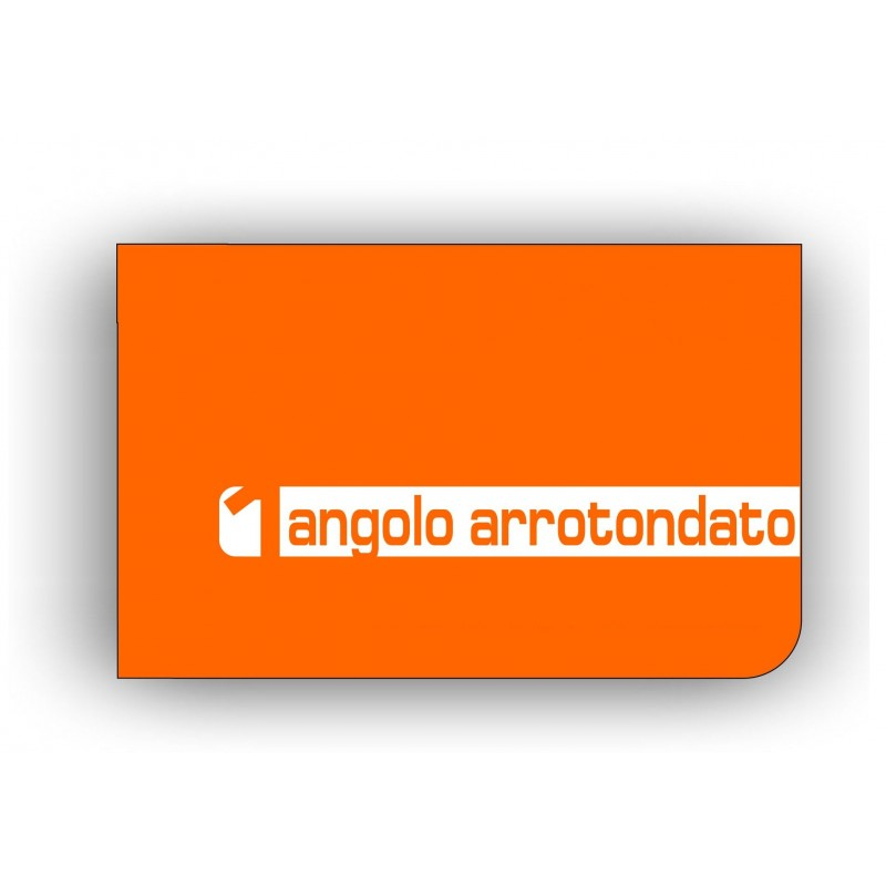 Biglietti da visita 85x55mm 1 Angolo