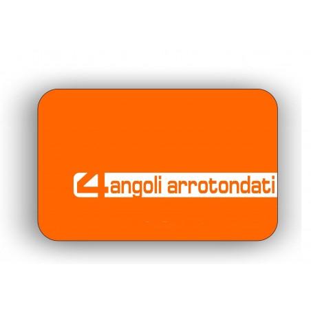 Biglietti da visita 85x55mm 4 Angoli