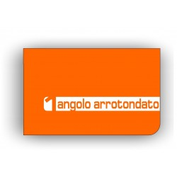 Cartellini forati 85x55mm 1 Angolo